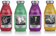 Personalized Juice Bottle Branding - This Company is Branding Its Juice Bottles with Selfies