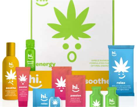 Friendly Cannabis Branding