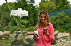 Coffee-Delivering Drones
