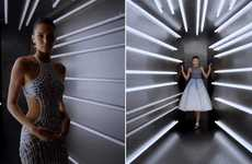 Futuristic Photo Booths