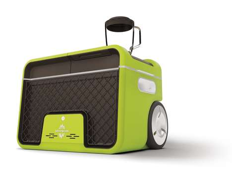 Sustainable Energy Coolers