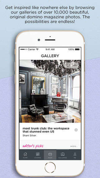 Design Magazine Mobile Apps
