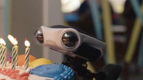 Livestreaming 3D Cameras