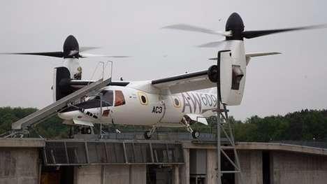 Multipurpose Tiltrotor Aircraft