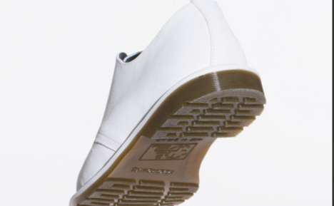 Water-Repelling Suede Shoes