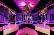 Immersive Jungle Lounges - Rafael de Cárdenas Honors Miami's Luxe Culture with an Indulgent Pop-Up