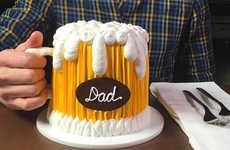 Decadent Father's Day Cakes - The New Baskin-Robbins Cakes Feature Dad-Approved Ingredients