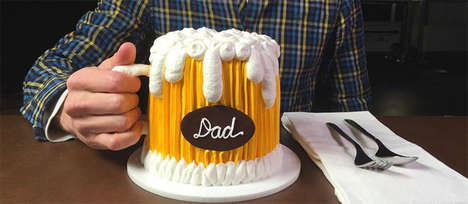 Decadent Father's Day Cakes