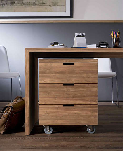 Table-Upgrading Storage Drawers