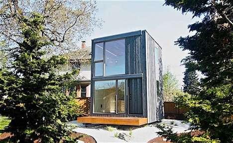 Rotating Compact Homes