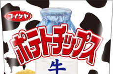 Milk-Flavored Potato Chips
