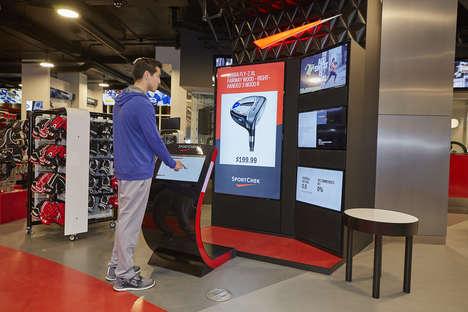 High-Tech Sport Shops