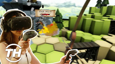 Physically Engaging VR Systems - JB McRee Gives an Insider Look at the HTC Vive VR System
