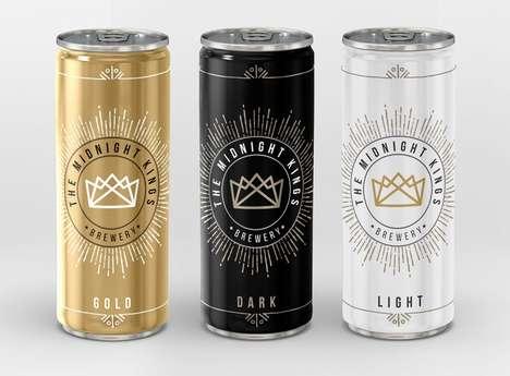 Victorious Beer Branding
