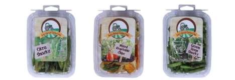 Hangable Snack Packaging
