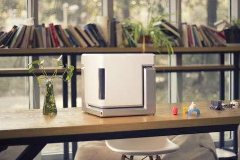 User-Friendly 3D Printers