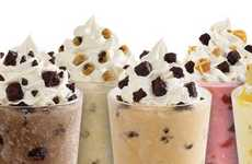 Cookie-Themed Milkshakes
