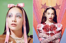 Glittery Youth Editorials