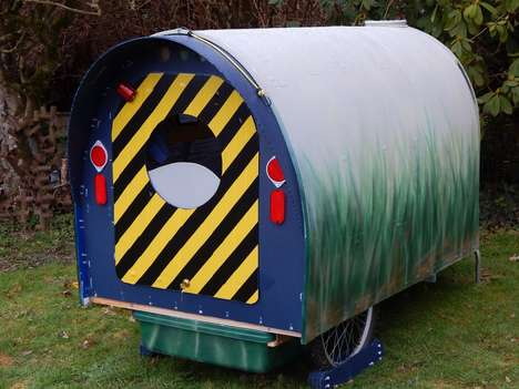 DIY Eco Campers