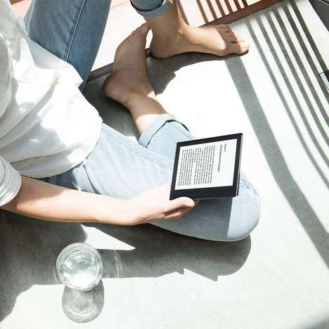Luxe WiFi-Enabled Books