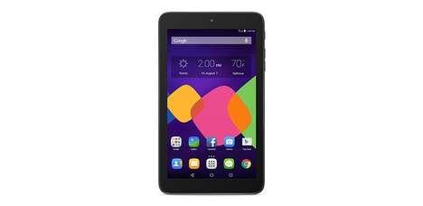 Zero-Cost Tablet Promos