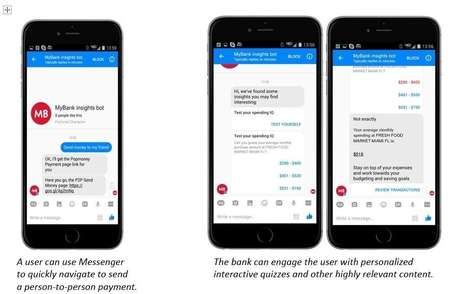 AI Finance Assistants - 'Personetics Anywhere' Helps Banks Offer Guidance Via Facebook Messenger