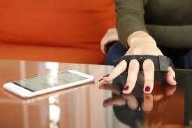 Finger Motion-Sensing Keyboards