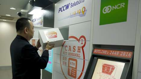 eCommerce Delivery ATMs