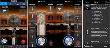 Vocal-Improving Apps