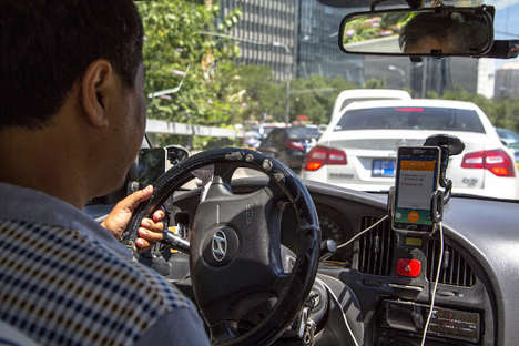 Chinese Ride Sharing Services