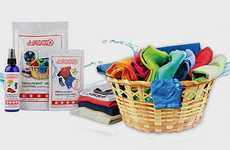 Odor-Controlling Detergents - The 'DeFUNKit' Washing Detergent Prevents Garments from Holding Odors