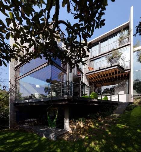 Contemporary Mexican Homes