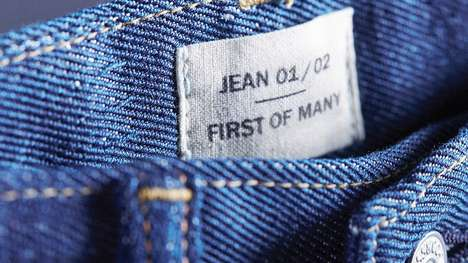 Recycled Cotton Jeans