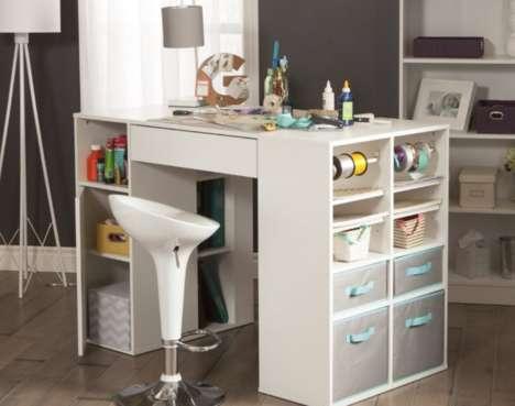 Organizational Crafting Furniture