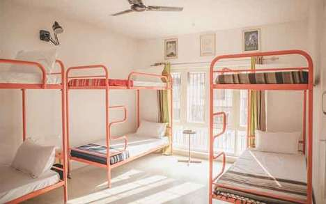 Digital Startup Accommodations - The Construkt Media Startup Hostel Offers Business Accommodation