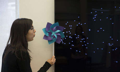 Interactive Paper Technology