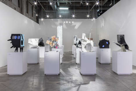 High-Tech Architecture Exhibitions