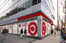Experimental Small-Format Flagships - Target Has Opened Its First Small-Format Urban Stores in NYC