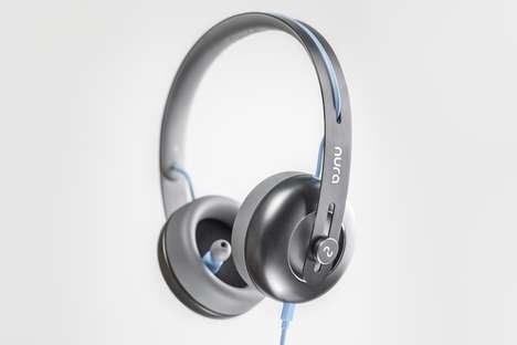 Sound-Optimizing Headphones
