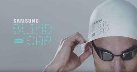 Smart Swimming Caps