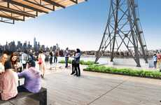 Rooftop Beer Gardens - The Brooklyn Navy Yard is Set to Become a Culinary Hot Spot
