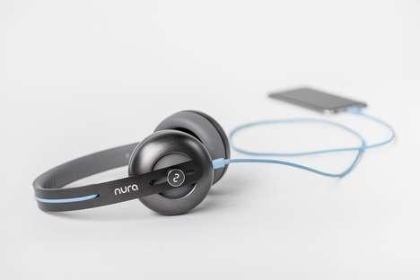 Hearing-Adapting Headphones