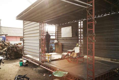 Micro Industrial Eco-Shops