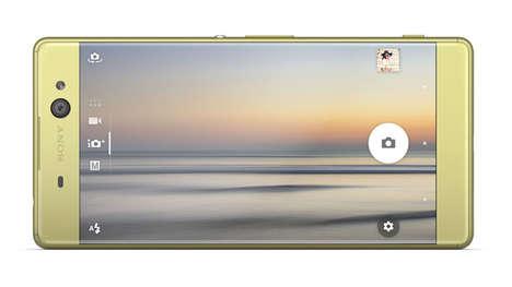 Selfie-Focused Smartphones