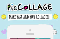 Kid-Friendly Collage Apps - The Pic Collage App Helps Children Make Collages for School Projects