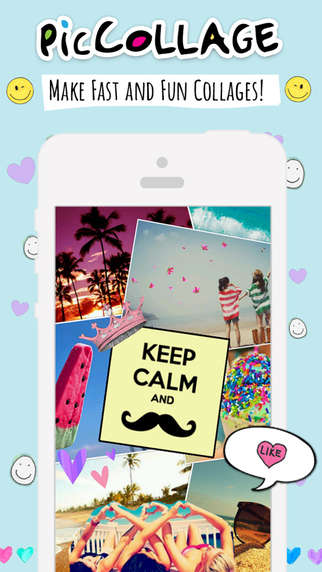 Kid-Friendly Collage Apps