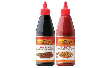 Spicy Balanced Cooking Sauces