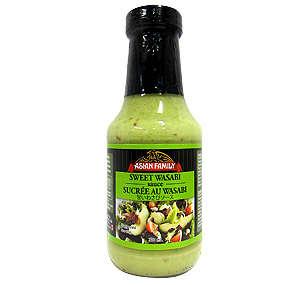 Versatile Condiment Sauces