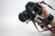 Wrist-Worn Robotic Hands