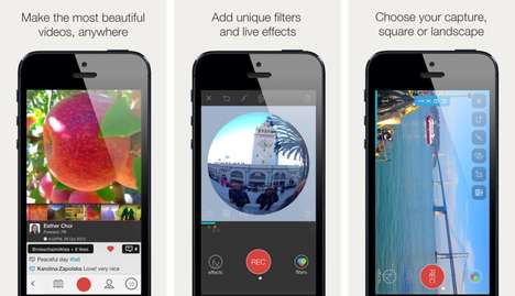 Lightweight Video-Editing Apps - The Lightt App Helps Mobile Journalists Edit Video On the Go